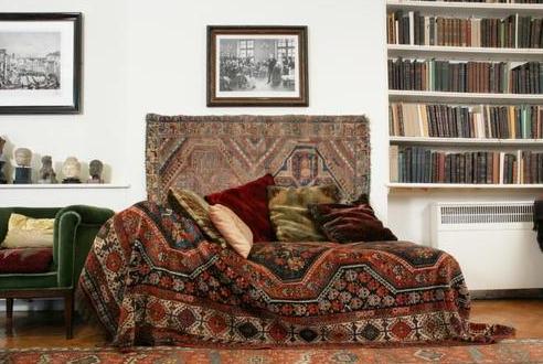 Freud'un divanı, Londra.