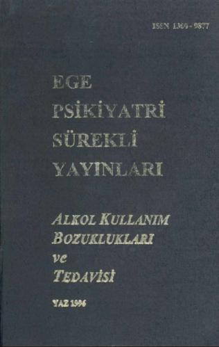 Ege Psikiyatri Sürekli Yayınları