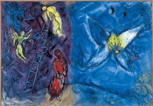 Marc Chagall, Düş.