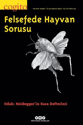 Cogito, Mart 2015- Felsefede Hayvan Sorusu