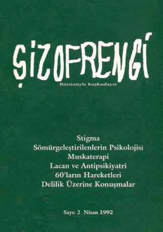Şizofrengi