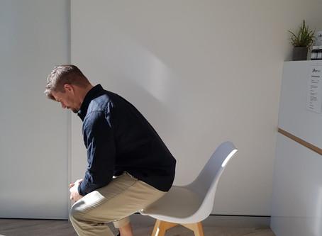 Correcting 'the squat' to avoid injury