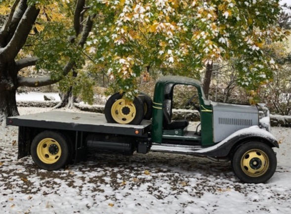Transporting to Franks Garage