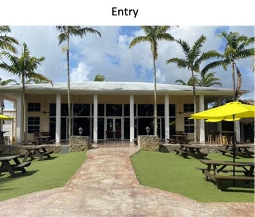 Schnebly's Main Entrance