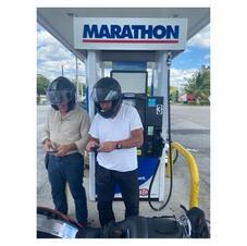 Gas, Gas..planning next refill