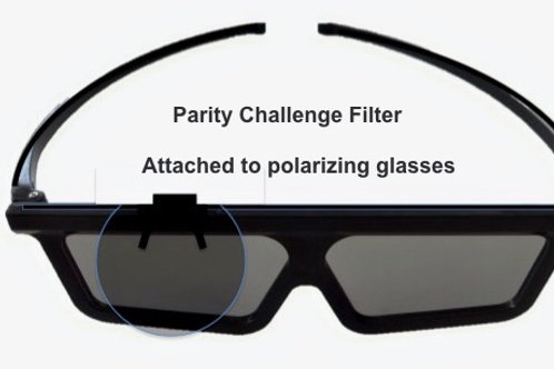 Parity Challenge Clip-On Filter