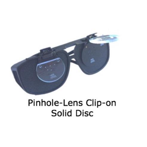 Pinhole-Lens Clip / Price per Clip