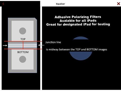 Polarizing Filters (adhesive)