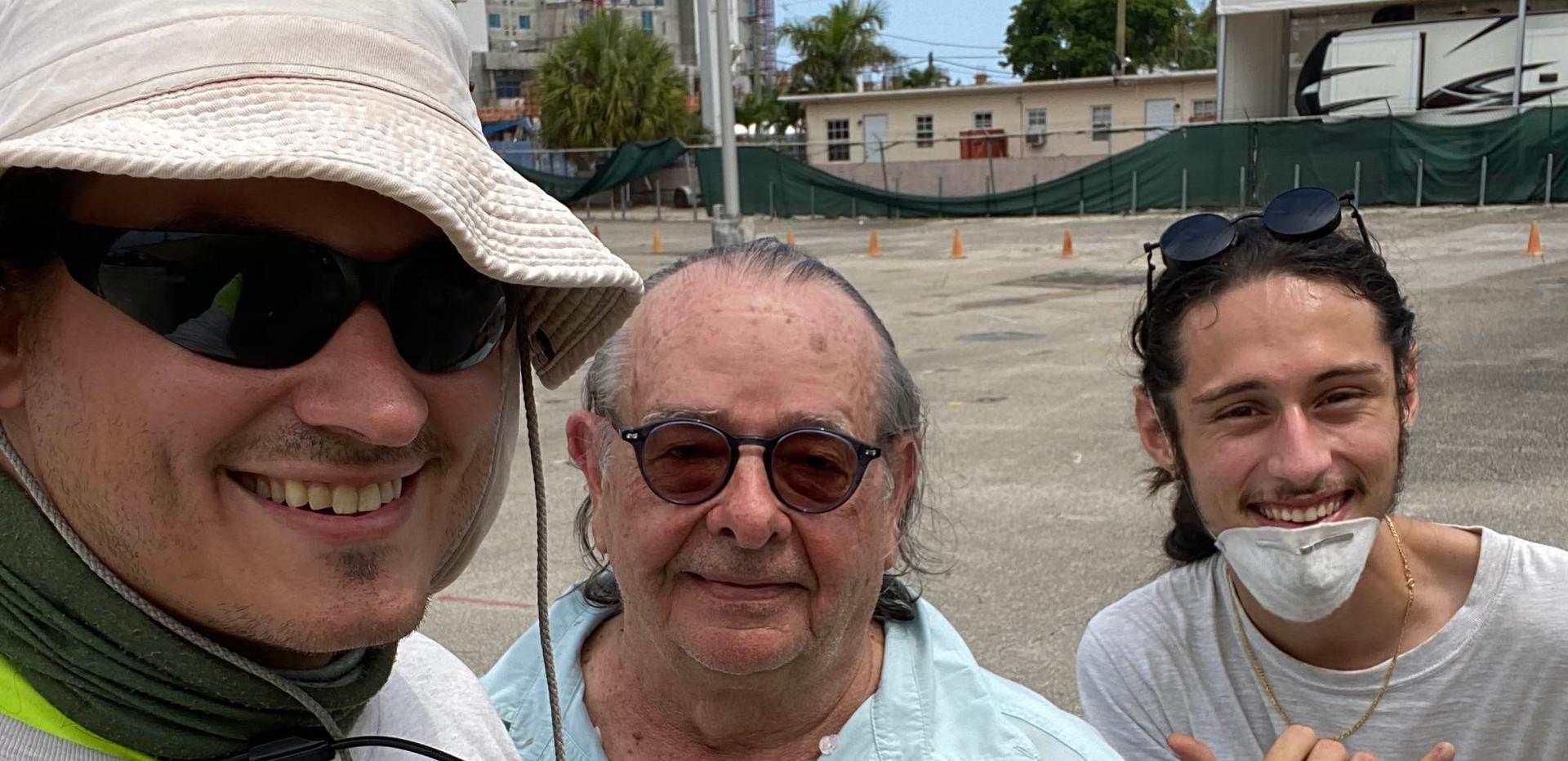 Instructors & Albert