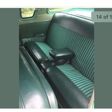 Coupe, minimal leg room