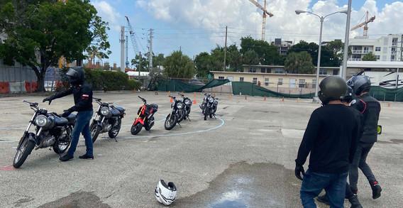 Mount your bikes
