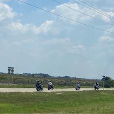 Heading North on US 27