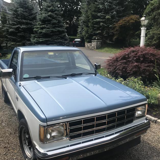 Chevy S-10 1986