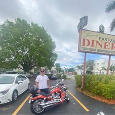 Breakfast Start, Miami