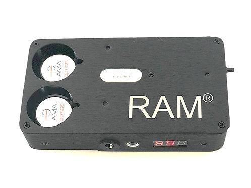 Shows Lanyard Switch & Voltmeter