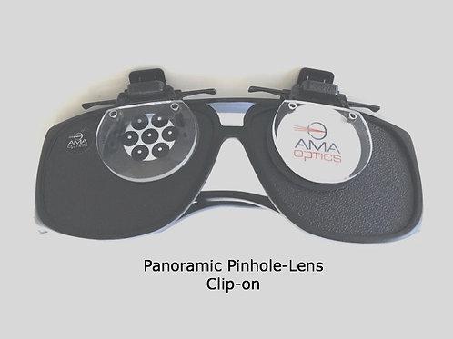 Panoramic Pinhole Lens Clip / Price per Clip