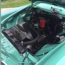 Straight 6 cylinder, 170. cid/85 hp