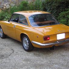 Vintage Alfa Romero GTV