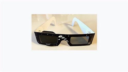 Parity Challenge Polarizing Glasses