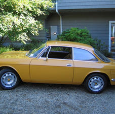 1969 Alfa Romero GTV