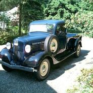 1936 GMC