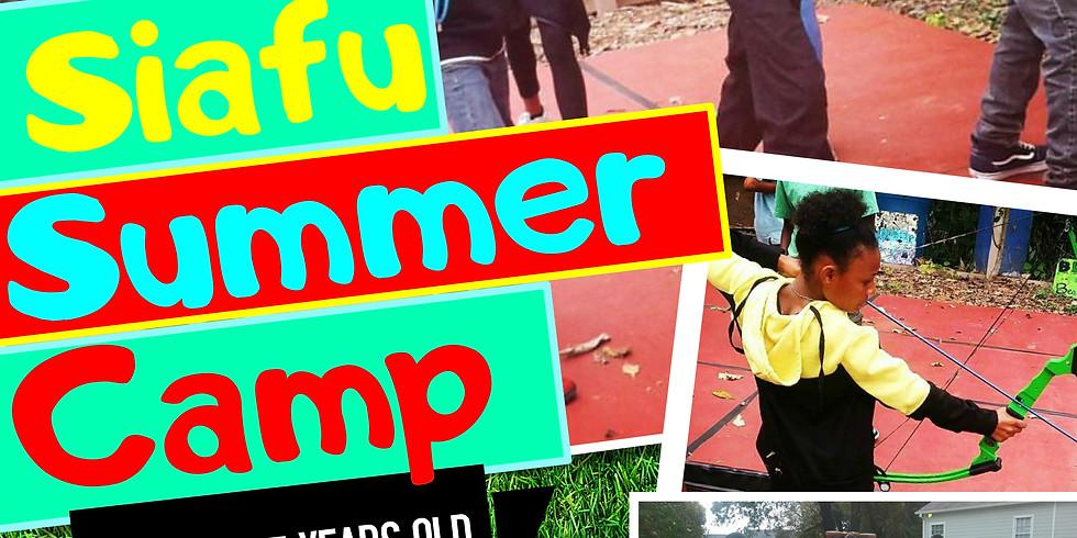 Siafu Summer Camp