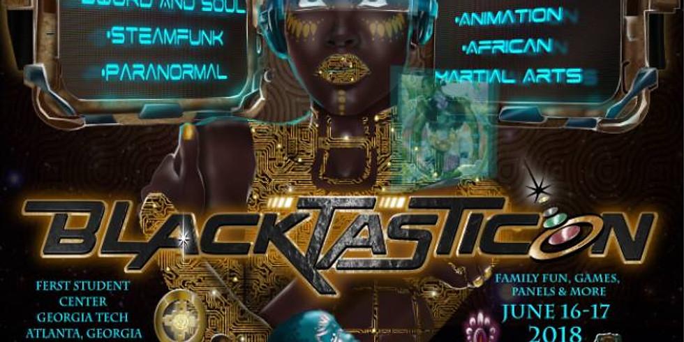 Blacktasticon 2018