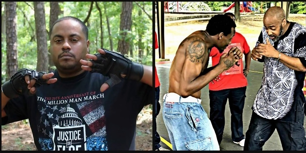 A Day with the Masters: 52 Blocks & Afrikan Martial Arts Workshop