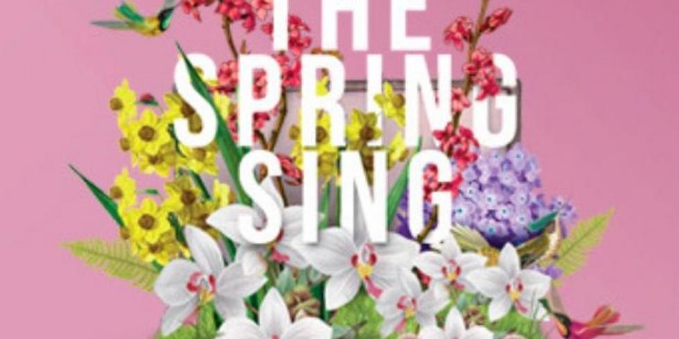 Jonathan Zwartz at The Spring Sing