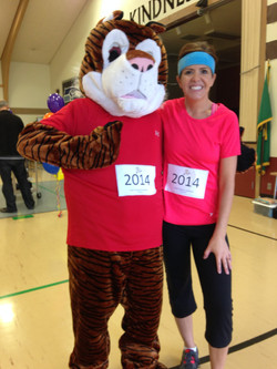 LouAnn & Fitness Freddy