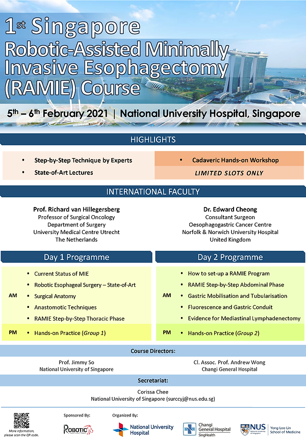 V14. RAMIE Course Poster (All in One) [2