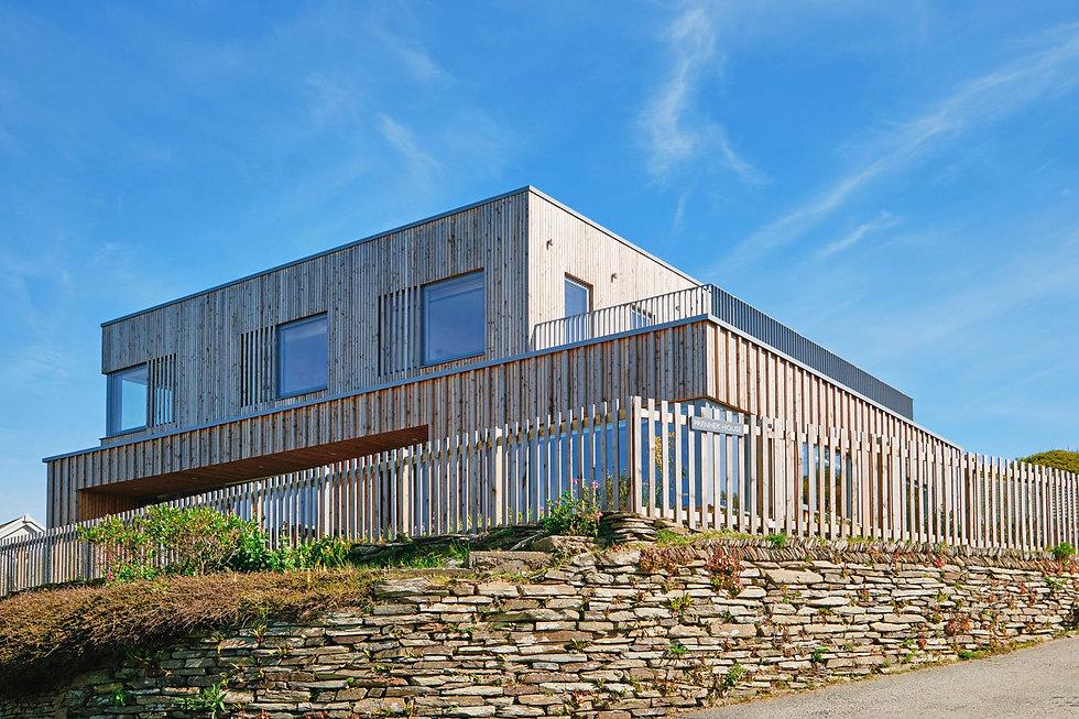 KAST Architects - Prennek House - External View 1