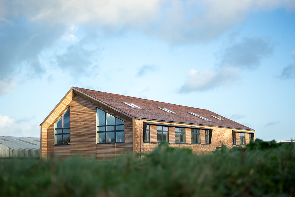 KAST Architects - Aspects Holiday Headquarters - External Overview