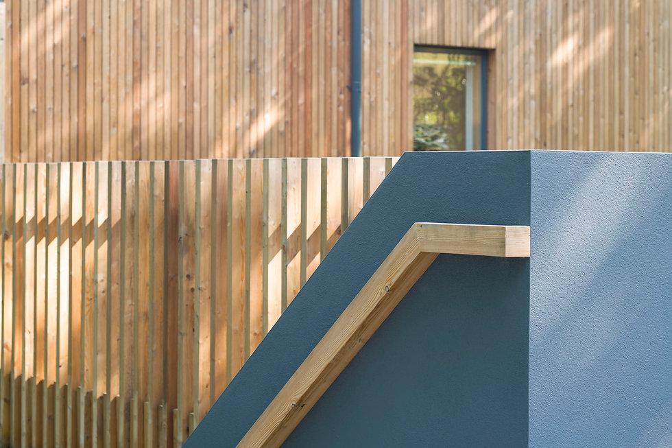 KAST Architects - Sylvania - Balustrade Detail