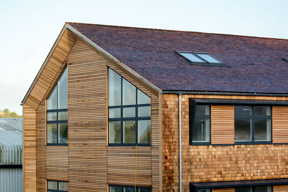KAST Architects - Aspects Holiday Headquarters - External View
