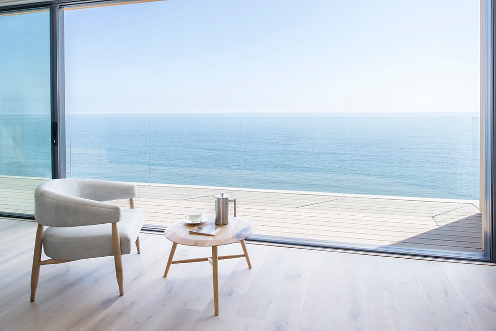 KAST Architects - Sea Edge - Sea View
