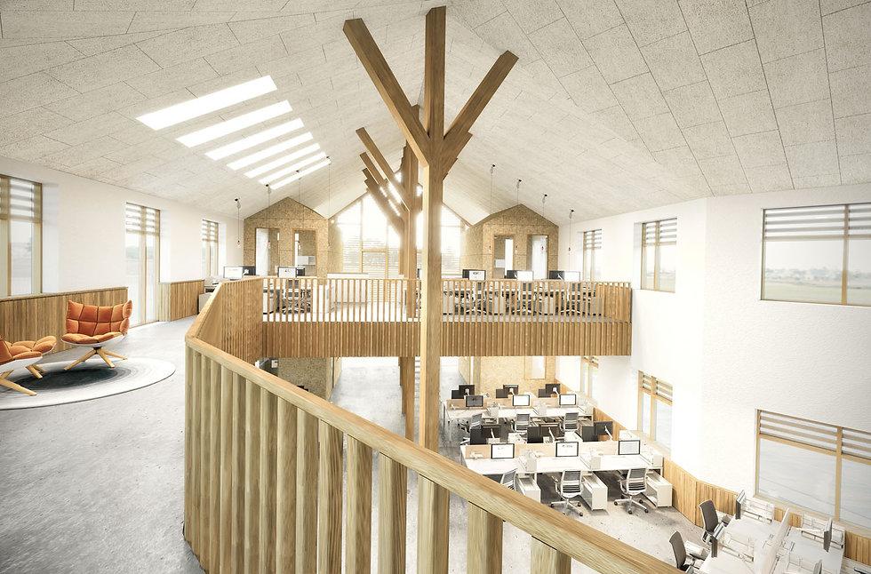 KAST Architects - Classic Cottages - Visualisation 2