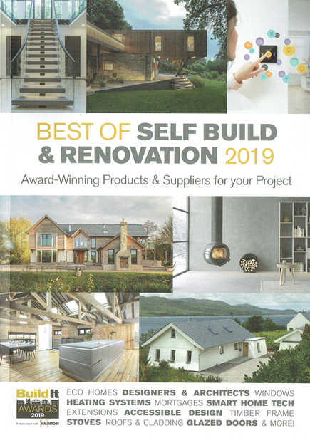 BuiltIt Awards - Sylvania Cover