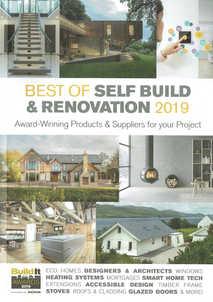 BuiltIt Awards - Sylvania Cover
