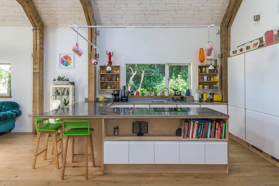 KAST Architects - Fairfield Barn - Kitchen