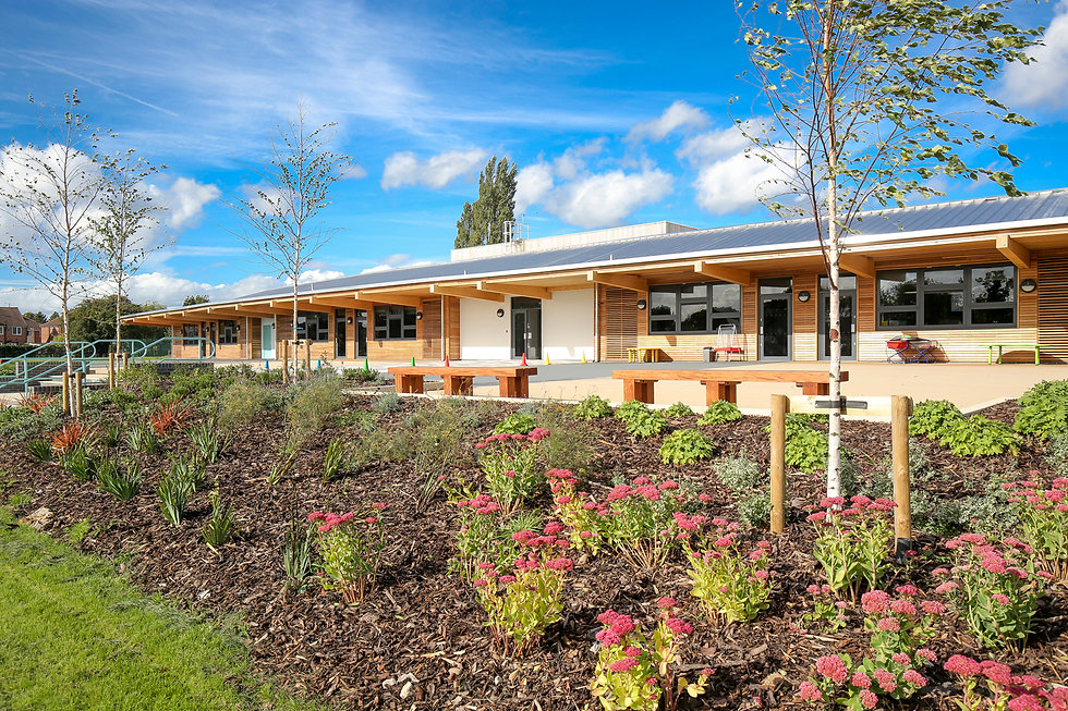 KAST Architects - Fossebrook Primary School - External View 1