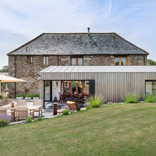 KAST Architects - Trenethick Barn