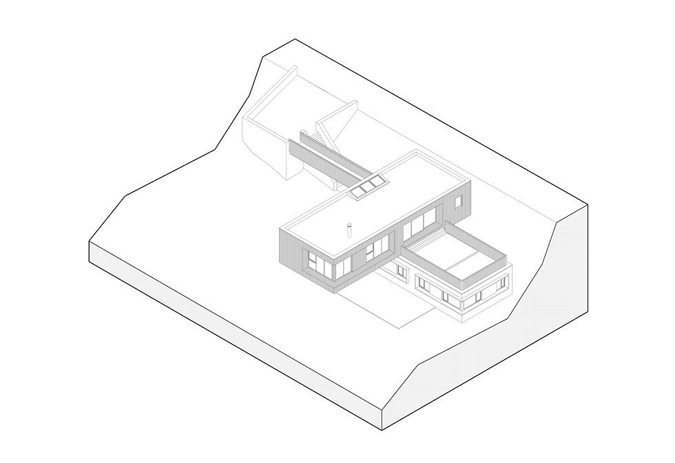 KAST Architects - Sylvania - Isometric Diagram