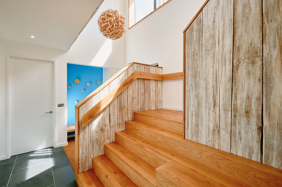 KAST Architects - Prennek House - Staircase 2