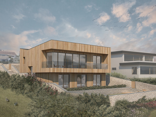 Planning application submitted for coastal house