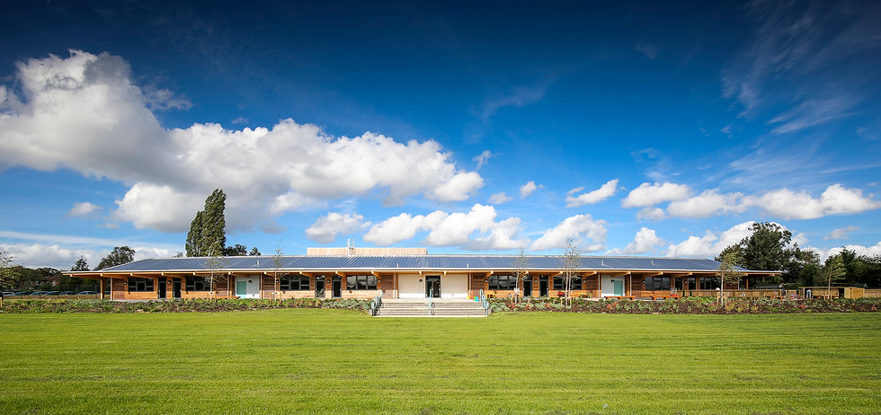 KAST Architects - Fossebrook Primary School - External Overview