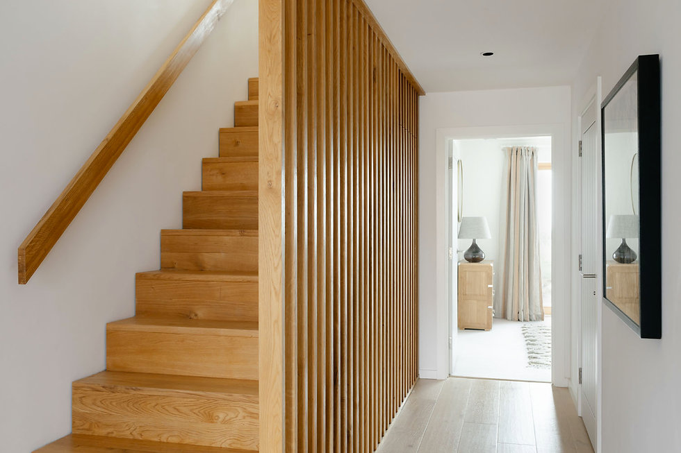 KAST Architects - Karn Havos - Staircase Detail