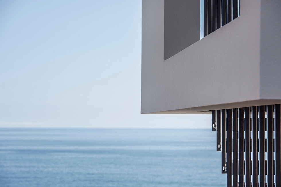 KAST Architects - Sea Edge - View to Sea