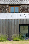 KAST Architects - Trenethick Barn - Material Detail