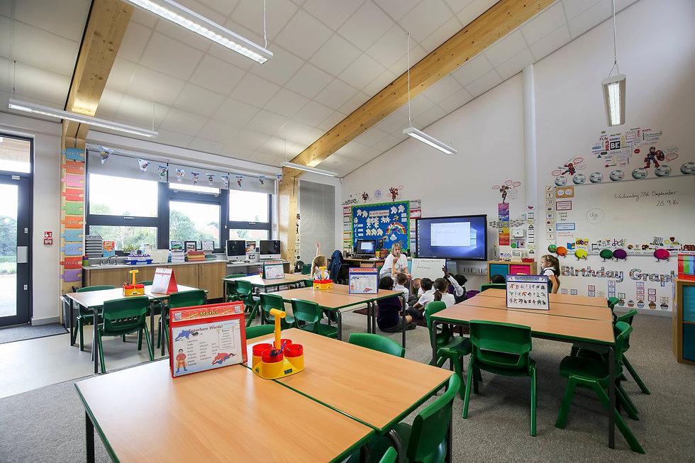 KAST Architects - Fossebrook Primary School - Classroom 1